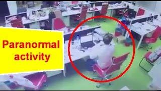 Paranormal activity : Real Ghost Caught on Camera [ Original Video ]