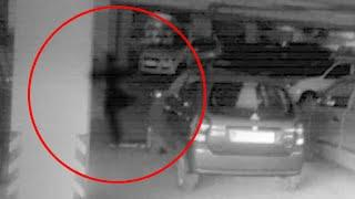 Chilling Video Of Ghost Caught On CCTV Camera | Ghost Videos Caught On Tape | Scary Videos