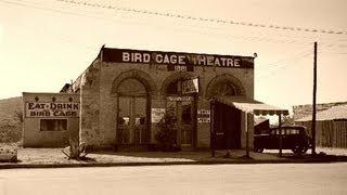 Real Ghost Footage Captured Haunted Birdcage Theater Tombstone AZ