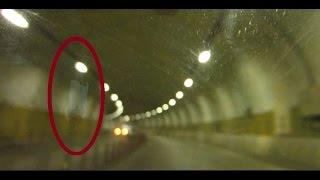 Scary Bombay tunnel ghost caught on tape - Ghost activity caught Scary Videos