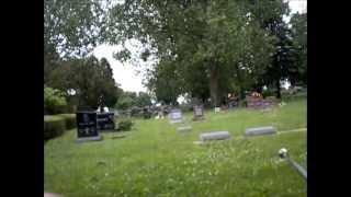 PSB7 & Ovilus 3 investigation of Beech Grove Cemetery Muncie Indiana