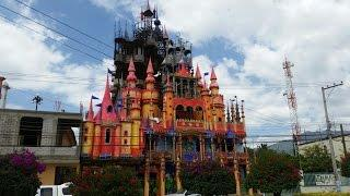 Castillo de los duendes  Etla Oaxaca