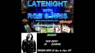 """Nick Groff Signs Less-on To NGE """"Radio Interview"""""""