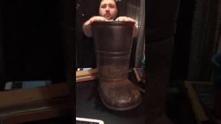Project Paranormal l Facebook Live l Beheading sword and Torture Boot