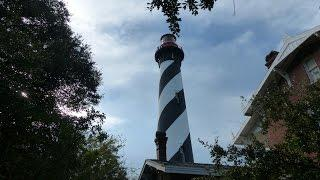 ST. AUGUSTINE LIGHTHOUSE HAUNTINGS  (SPIRITS FROM THE PAST SPEAK TO US) !!
