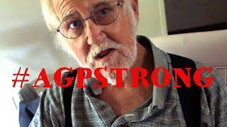 Angry Grandpa We Love you