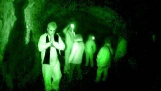 Ghost Hunt 2011. Paranormal Investigation in a Scary, Haunted Castle. Part 3