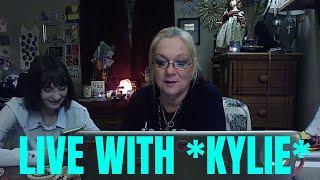 LIVE WITH PATTY & KYLIE