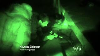 "Haunted Collector: ""Shadow Boxer/Ghost Storm"" Sneak Peek 