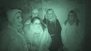 Fort Amherst ghost hunt - 4th February 2017 - VIP Review