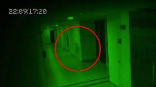 Ghost Coming Out of Mortuary CCTV Footage | Shocking Ghost video From Hospital CCTV | Scary videos