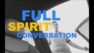 Crossing Man Who Didn't Believe in GOD (FULL CONVERSATION)