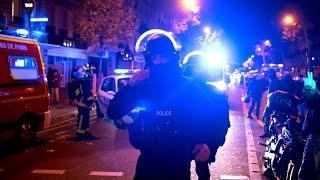 Paris - ISIS Terrorist Attack - Guns Don't Kill People ↪ People Kill People