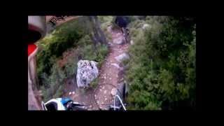 Downhill  Parnitha  Lewforos Koromilia  2/6/12