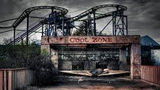 (ABANDONED THEME PARK) Six Flags New Orleans!