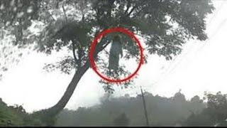 Haunted Scary Video | Ghostly Shadow Caught On Camera | Haunted Road | Paranormal Story
