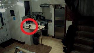 Violent Poltergeist Activity - Real Paranormal Activity Part 11
