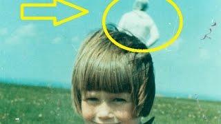 15 Mysterious Photos Which Could NEVER Be Explained!