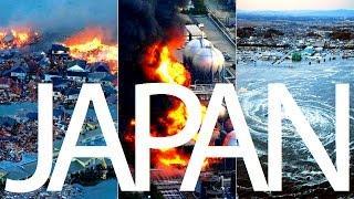 Unbelievable Earthquake - Pacific Ocean - Japan - 2011 magnitude 9.0 (Mw)