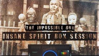 Most Amazing Spirit Box Session on YouTube. 100% WOW. IMPOSSIBLE BOX.
