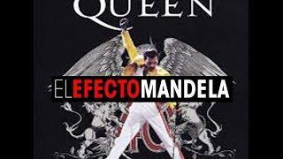 Efecto Mandela - Vivimos en un mundo paralelo - Queen - We Are The Champions