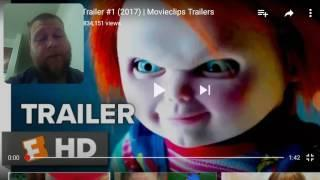 Watching The Cult Of Chucky Trailer