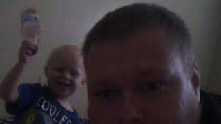Getting Beat Up By A One Year Old!