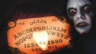 REAL Ouija Board Demon Caught on Video Tape