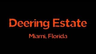 The Deering Estate - Paranormal Investigation w Robb Demarest of GHI (9/4/15) - PRISM Miami Florida