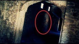 Ghost encounters video tape | Real ghost caught in tomb?? Scary Videos