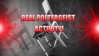 Top 5 POLTERGEIST Activity Caught On Tape - Real GHOST Videos 2015