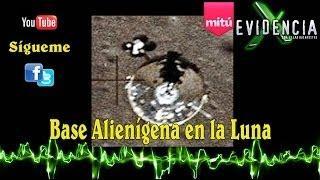 Base Alienígena  en la Luna