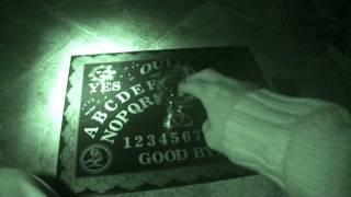 Creepy Haunted House Part 4. Ouija Board and EVP Session