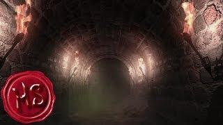 The Dungeon (CreepyPasta with a TWIST!) - HauntingSeason - Old Church Part 2