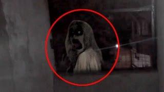 Strange Face !! Real Ghost Caught On Camera From A Abandoned Building | Scary videos | Ghost Videos