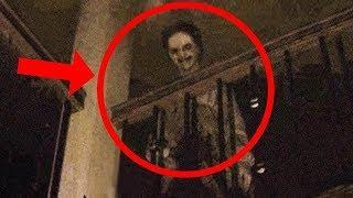 5 Espeluznantes Fantasmas Reales Grabado en Video