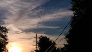 Strange Sounds Coming From Sky Recorded | Sonidos extraños procedentes del cielo grabado en 2016