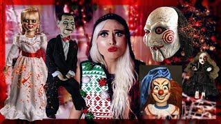 THE CREEPIEST HAUNTED DOLLS ON THE INTERNET..