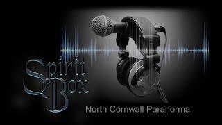 Spirit Box Session 4 Part 2 - Paranormal Contact - Great responses!