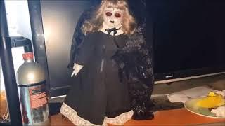 My Real Haunted House Unbelievble Evidence Captured Haunted Doll