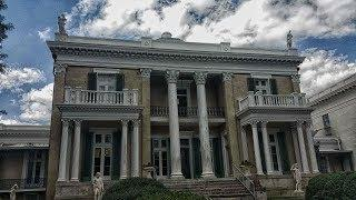 Belmont Mansion Vlog on my travels Nashville Tennessee MY HAUNTED DIARY