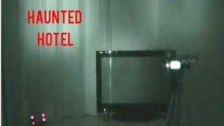 Most Haunted Hotel In The World! Terrifying Paranormal Activity Caught On Tape