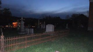 Potosi Haunted Cemetery Ghost Hunt