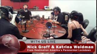 Katrina Weidman - Dead X Radio Sound Bite