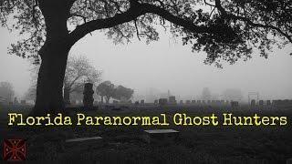 Live Paranormal Investigation   Old Gilchrist Co. Jail Trenton, FL