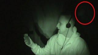 Violent Demon Caught On Tape At Haunted Graveyard! Very Scary Ghost Videos