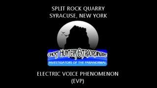 [EVP+] Split Rock Quarry - Syracuse, New York