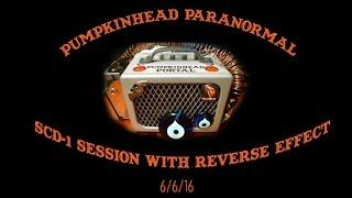 SCD-1 Spirit Box & Portal Session with Reverse Effect on 6-6-16