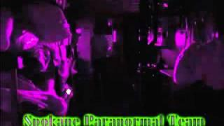 """Shadow Person Captured On Full Spectrum Camera!"" ( Paranormal Evidence)"