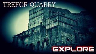 Abandoned Quarry (Urban Exploration, North Wales)
